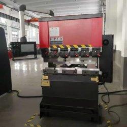 Nc9コントローラが付いているアルミニウム鋼鉄ステンレス鋼シートの金属板の金属のためのCNCの曲がる機械および出版物ブレーキ中国製