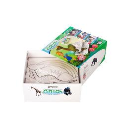 Различные виды игрушек для детей по вопросам образования головоломка