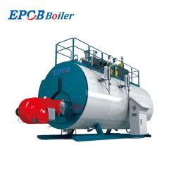 Epcb высокую эффективность в горизонтальном положении масло/Газа выпустили паровой котел для производства продовольствия на заводе