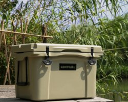 Aplicador de gelo térmica de alta qualidade, arrefecedores Rotomolded Caixa de plástico, caixa do resfriador