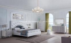 Dernière conception élégante chambre à coucher Mobilier de style en vogue définit pour la vente