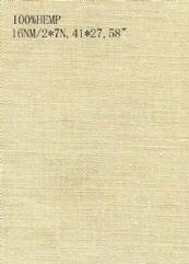 Reiner Hanf gefärbtes schweres Gewebe des Segeltuch-12oz