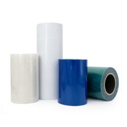 Modelo de sopro transparente de plástico adesivo de LDPE em alumínio de protecção da placa de pedra PE a película protetora