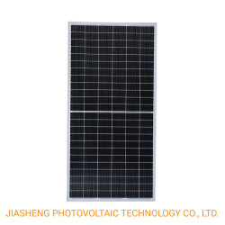 Solar Products Fabrik Produzieren Solarpanel 144 Halbschnitt Zelle Solar-PV-Modul