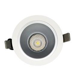 Punkt-Licht-Blendschutztriac 0-10V und Dali des China-Hersteller-LED des Scheinwerfer-10With15With20With25With30With40With50W, die unten 2700K-5000K LED Lampe verdunkeln