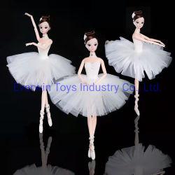 Beilinda 브랜드 플라스틱 완구 Doll 액세서리 발레 의류를 위한 1/6입니다 인형