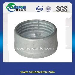 Isolador de post de porcelana de aço forjado/Flange de Montagem da Base de alumínio