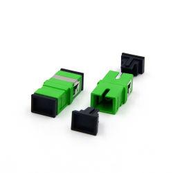 Sc/APC Simplex, mode unique, Single Core Flangeless adaptateur fibre optique,
