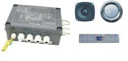 Proway Hidromassagem Banheira Multifuncional Kit Controlador, incluído o painel Contral, Aquecimento termostática, Ozono (PR-B12)