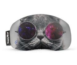 Gafas de esquí de alta calidad de microfibra tapa Protector para Snowboard gafas