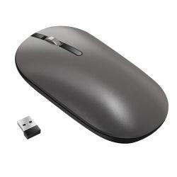 Doppeltes Modus-leises Geschäfts-flexible leistungsfähige Maus mit mehrfache Kompatibilitäts-bester drahtloser Maus mit langer Batteriedauer