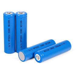 18650 1500mAh 3.7V 리튬 이온 Li 이온 전력 공급 건전지