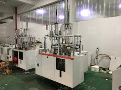 Automatische Papierzuführung Papiermahlzeit Box, Die Maschine Herstellt