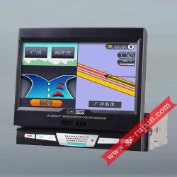 Цветной TFT ЖК-дисплей системы навигации автомобиля устройство автомобиля RX-7018 (GPS)