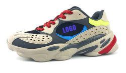 El Diseñador de fábrica de zapatos de marca de deportes, la costumbre de la moda de hombre casual de alta calidad zapatos deportivos