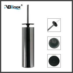 En acier inoxydable 304 Salle de bains WC brosse de nettoyage à plat avec