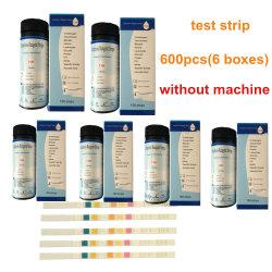 소변 스트립은 다중 소변 검사 스트립 소변 시약 스트립을 제조합니다 Bc400 Bc401의 경우