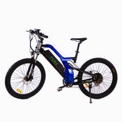 26inch verdoppeln voll hydraulischer Aufhebung-Gabel-Strand Ebike elektrisches Schmutz-Fahrrad mit hinterem Motor der Naben-500With1000W