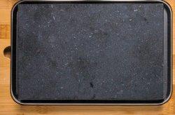 Bistec de piedra, piedra de la mesa de cocina