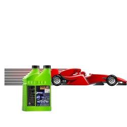 La certificazione ISO Factory Halal Baisifu NOx Zero riduce l'olio motore Antigelo per il risparmio di carburante