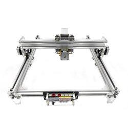 CNC mini 3040 15W máquina de gravação a laser para 304 de Aço Inoxidável