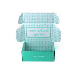 도매 직사각형 포장 맞춤형 실외 물병 골판 카튼 선물 고객 배송 상자