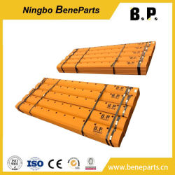 China Cutting Edge 5D9559 Bevel Flat DBC Grader Blade in bester Qualität