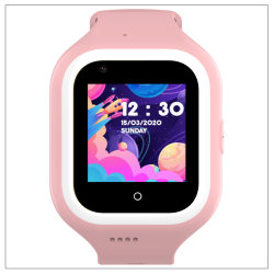 GPS WiFi 4G 아이 GPS 시계 아이들 지능적인 시계 Kt21를 가진 Wonlex 아이 지능적인 시계