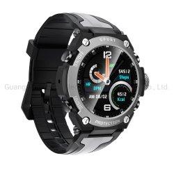 Relógios digitais Dk10 Saúde Vigilância inteligente Fitness auriculares Altitude Mergulho Bússola Pressão Cardíaca Sono Smartwatch Vigilância inteligente