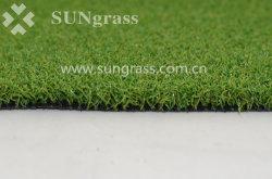 15mm de alta densidade de relva sintética artificial de putting green de golfe em relva artificial (SUNJ Erva-HY00033-1)