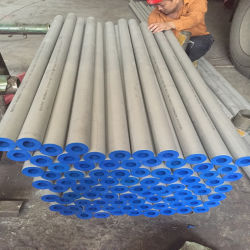 ASTM A790 Super Duplex do Tubo de Aço Sem Costura