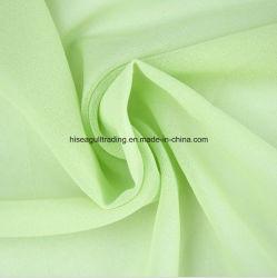 100d*100d Polyester Chiffon tejido falda, bufandas, etc.