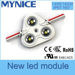 Prix de gros 3PCS IP67 LED Injection Module Light pour Signalisation et Publicité Illuminée.