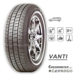 Les pneus de voiture économique chinois confortable et stable avec DOT/ECE/certificats ISO St225/75R15LT265/65R17St205/75R14
