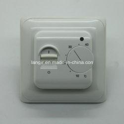 El RTC70 16 un nuevo controlador de Temperatura Termostatos de calefacción de suelo