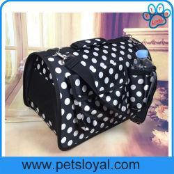 Pet fabricante de bolsas de viaje de la jaula de mascotas perros gatos