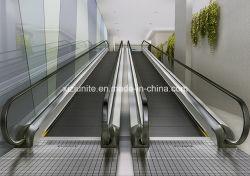 Promenades Travelator électrique se déplaçant avec contrôle Vvvf Escalator