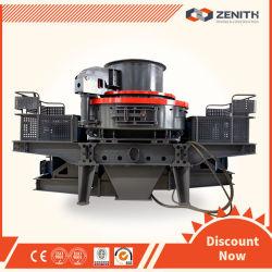 Frantumatore/frantumatore pietra/frantumatore a impatto con albero verticale 200 ph VSI/lavatrice sabbia Produzione di sabbia macchina linea di produzione con basso prezzo