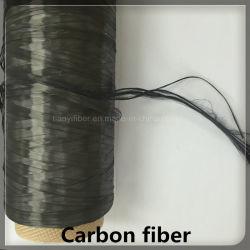 La fibre de carbone 100% de la fabrication de fibres de carbone