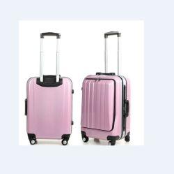 Розовый девочек и наборы багажного отделения с 360 градусов Slient колеса