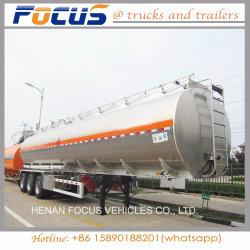 3 de Diesel van de Legering van het Aluminium van assen/de Tanker van de Benzine/van de Benzine/van de Ruwe olie/van de Brandstof