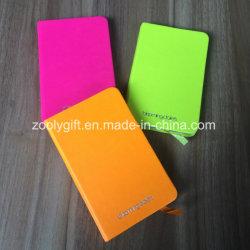 L'argent l'Estampage couleur du logo cuir synthétique Ordre du jour de promotion d'un ordinateur portable de poche pour ordinateur portable6
