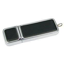 Cuir noir Memeory disque Flash USB