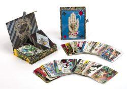 Spielkarten stellten, klassisches Schürhaken-Kartenspiel für Familien-Nacht ein