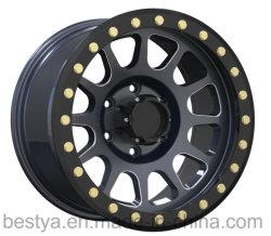 Beadlock 4X4 кроссовера алюминиевых пассажирских автомобилей реплики легкосплавные колесные диски для Toyota, Ford, Nissan, VW Audi, BMW, Benz