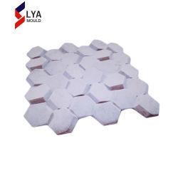 Panneau mural 3D de fabrication du moule de la culture mur en pierre de béton