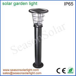 Indicatore luminoso solare esterno del giardino LED del fornitore solare superiore per illuminazione del giardino con il livello IP65