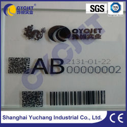 Cycjet Alt360 핸드셋 산업용 잉크젯 프린터 UV 인쇄 켜짐 유리