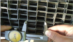 Banda transportadora del acero inoxidable para el embalaje, batería, canotaje