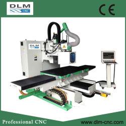 Coluna Estática Small-Scale Nesting Máquina de gravura CNC Mesa Móvel